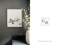 Gina Baran Interiors + Design Branding