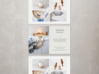 Abode Shoppe — Open House Invite