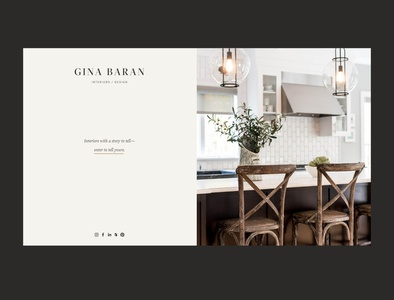 GBID — Website Cover Page