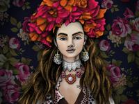 Lady Flowers