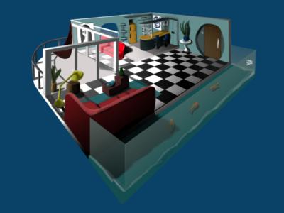 Modern house | Casa moderna