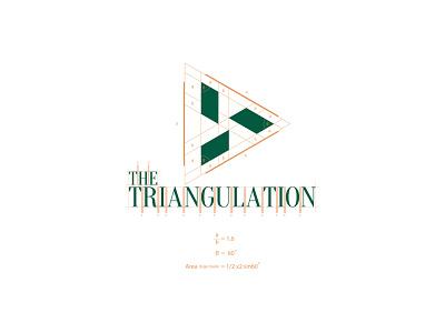 triangulation logo vr logo virtual reality grid logo golden ratio clean logo isometric logo 3d logo best logo minimal simple logo geometric minimalist logo branding brand identity triangulation triangle logo logo branding logo mark logo designer logo design