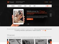 Flexor Bootstrap Theme