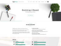 Appstrap Onepager