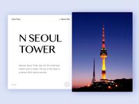 Travel Diary - Seoul