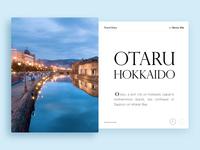 Travel Diary - Otaru