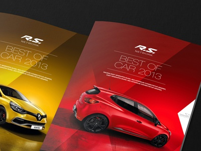 Renault Sport Network d.a print