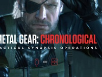 Metal Gear Chronological Intro