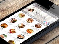 Cook Book App