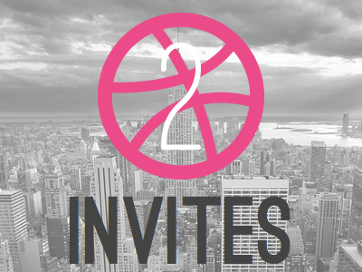 Dribbble Invite Giveaway!  dribbble invites giveaway free website design