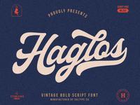 Haglos Font