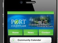 Port Coquitlam Mobile Site