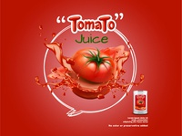 Tomato juice facebook ads