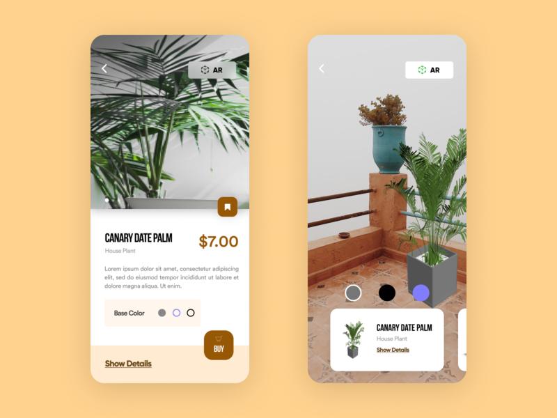 Home Decor App - AR Shot