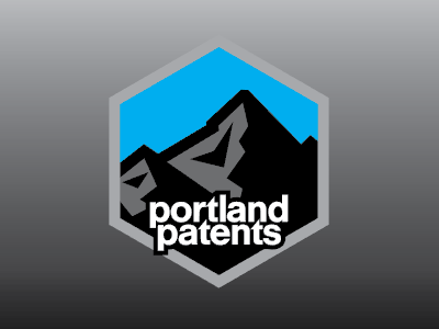 Portland Patents portland mountain logo