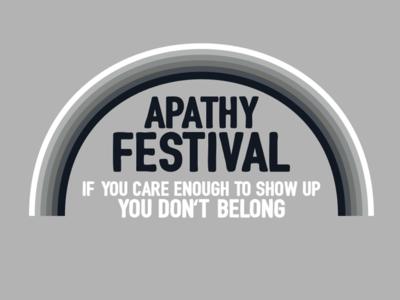 BUY Apathy Festival