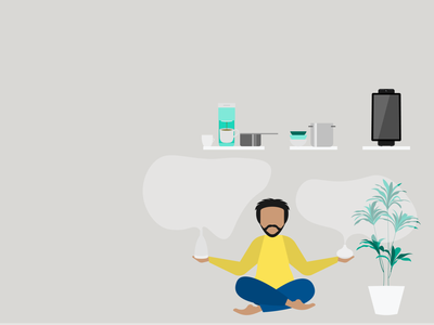 Connected's Smart Home Report | Illustrations design branding editorial illustration illustration graphic  design