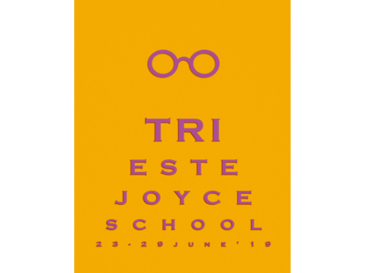 The 2019 Trieste Joyce School