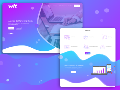 Website - Digital Marketing Agency