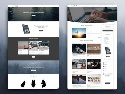 Website - Blog