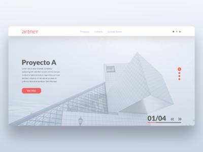 Website -  Architect
