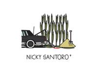 Organised Crime Club ™ - Nicky Santoro