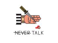 Organised Crime Club ™ - Never Talk