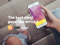 QuMoji - Challenge your friends.