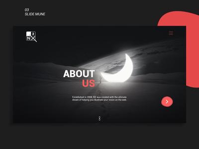 Redesign Netservex website