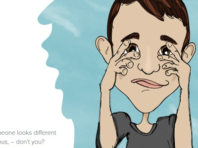 We're Not So Different After All - Children's Book design illustration childrens book drawing kids