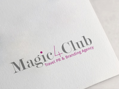 magic4club branding logo design concept logodesign logotype logo design illustration logo typography design branding