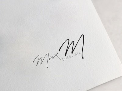 maxm design logo