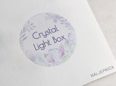 NALJEPNICA CRYSTAL BOX