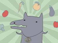 The Vegetarian Dog