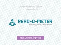 Read-O-Meter
