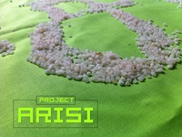 Project Arisi - A Typographical Experiment