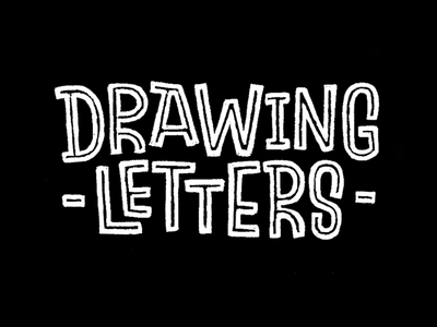 Warm Up Lettering