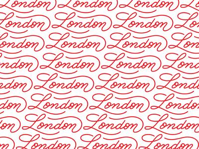 London Lettering