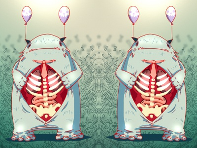 Not shy twins ilustración animation sketching ui design trends drawing design ulisescostilla character design illustration