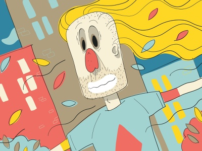 Skate-ing volcom character design design sketching illustration drawing design trends animation