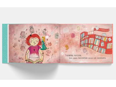 Mil grullas book aliceinwonderland hands digital book dance love ilustracion illustration