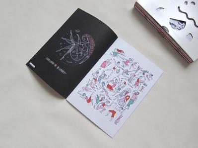 Anuario de ilustradores 2017 dancing dance childrens illustration children book illustration woman book digital love ilustracion illustration
