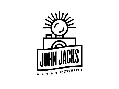 Logo Concept photography logo branding