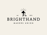 Brighthand Makers Union Logo