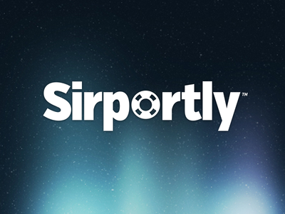 The New Sirportly Logo sirportly
