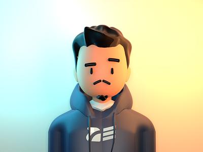 3D Avatar blender3d