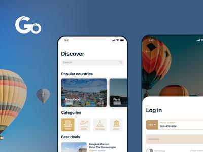 GO - App travel