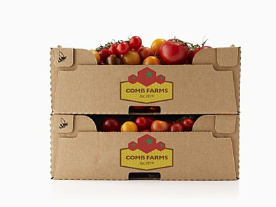 Comb Farms Packaging