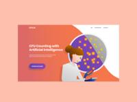 Daily UI - 03 - Landing Page