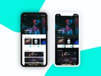 Daily UI - 06 - User Profile